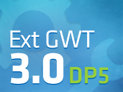 Ext GWT 3 Dev 5