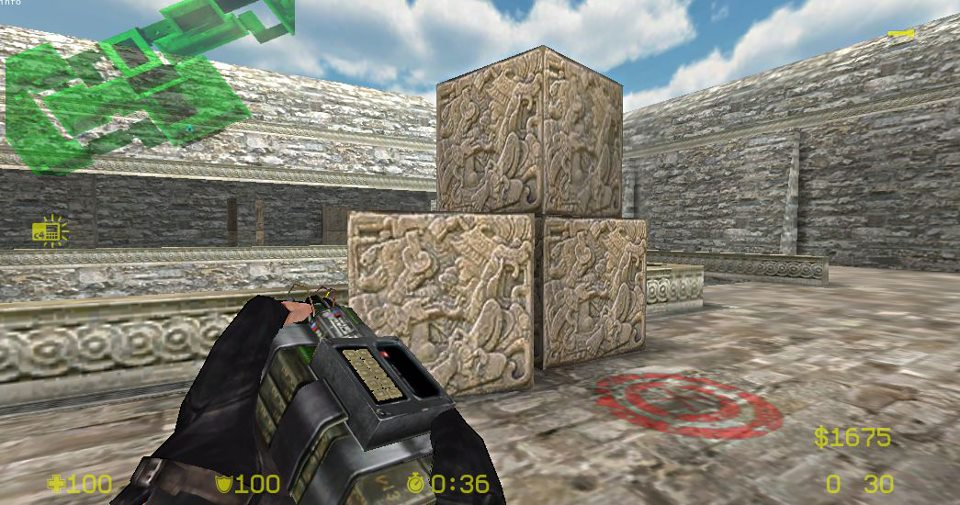 copie écran counter strike android