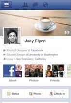 screenshot nouvelle application facebook 4