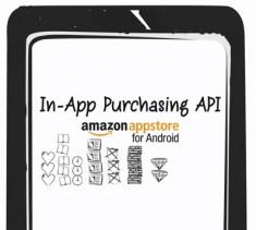 logo amazon appstore in-app purchasing
