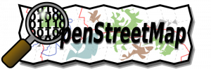 open street map logo officiel