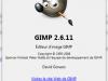 Gimp débarque sur MAC OS X