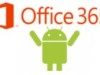 Office Mobile disponible sur Android