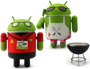 android barbecue