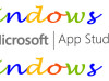 App Studio s'ouvre à Windows 10
